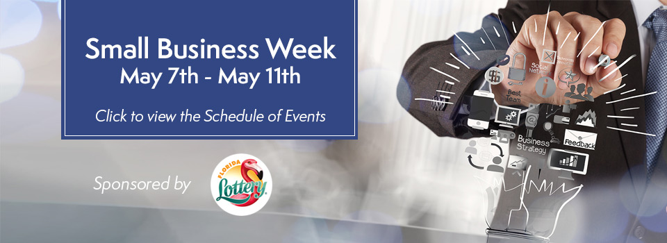 Small Business Week | SBDC Tallahassee Florida